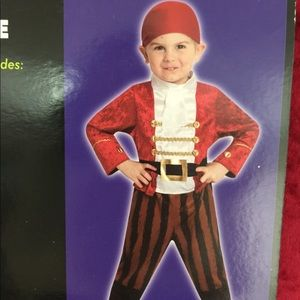 Other - Lil Pirate Toddler Boys Jumpsuit Costume